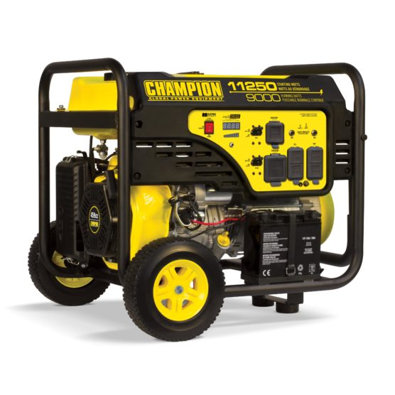 9000 Watt Generator Champion Power Equipment