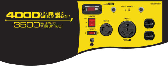3500-Watt Wireless Start Generator - Champion Power Equipment